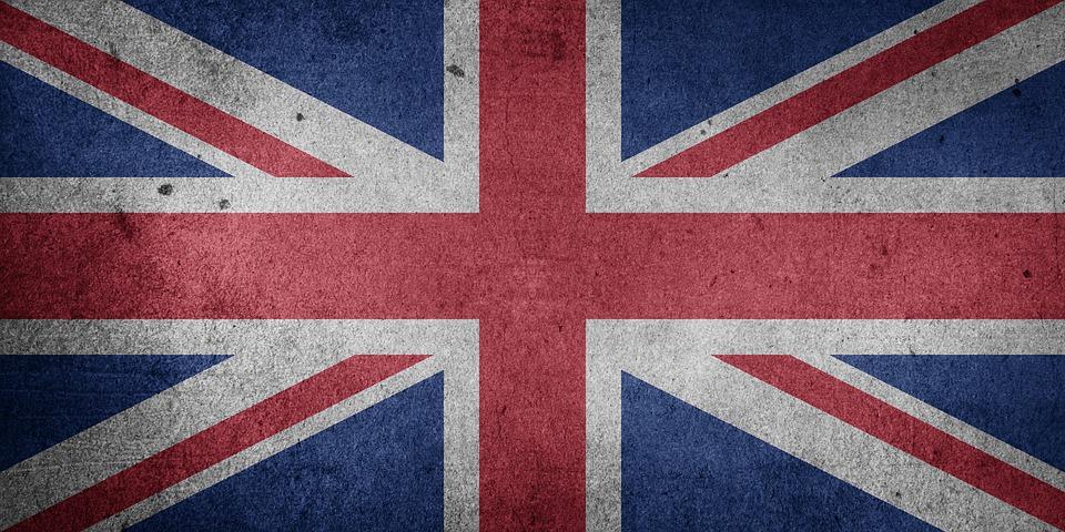 Flag, United Kingdom, Uk, Britain, England, Europe