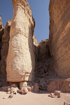 Timna, Desert, Israel, King Solomon