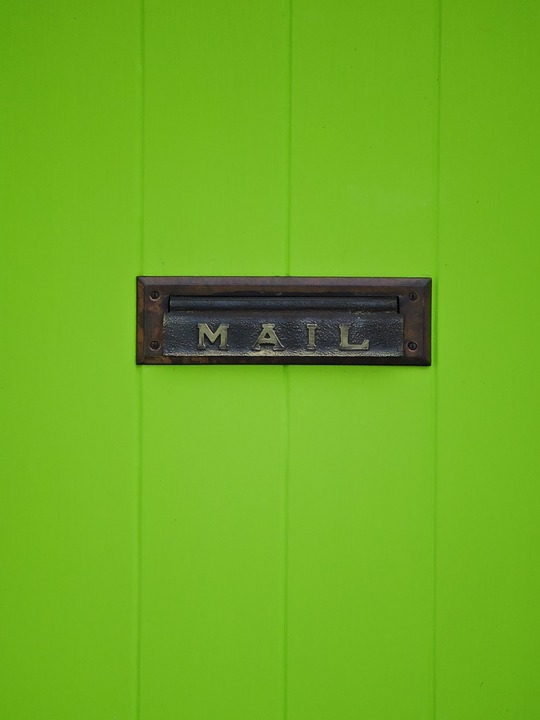 Church mail slots