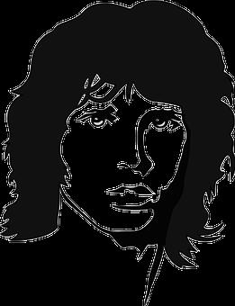 Jim Morrison, Portrait