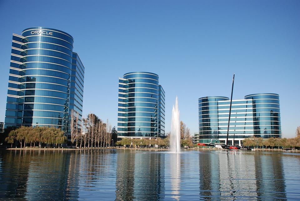 Oráculo, Silicon Valley, La Industria