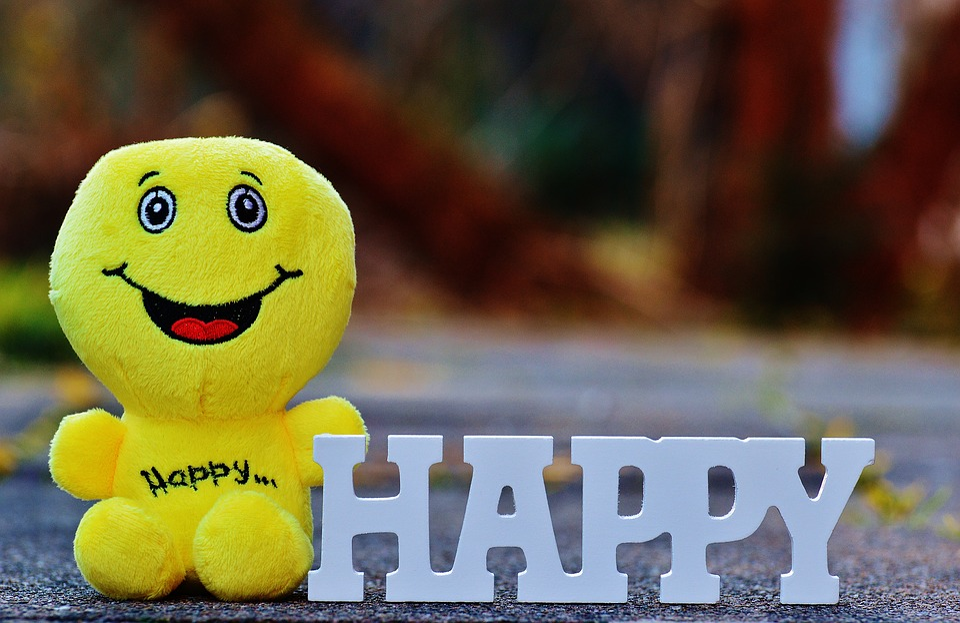 笑, 滑稽, 图释, 情感, 黄色, 绿色, 快乐, 喜悦, 可爱, 甜, 好心情