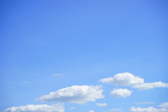 Free photo: Clouds, Sky, Summer Day, Blue - Free Image on ...