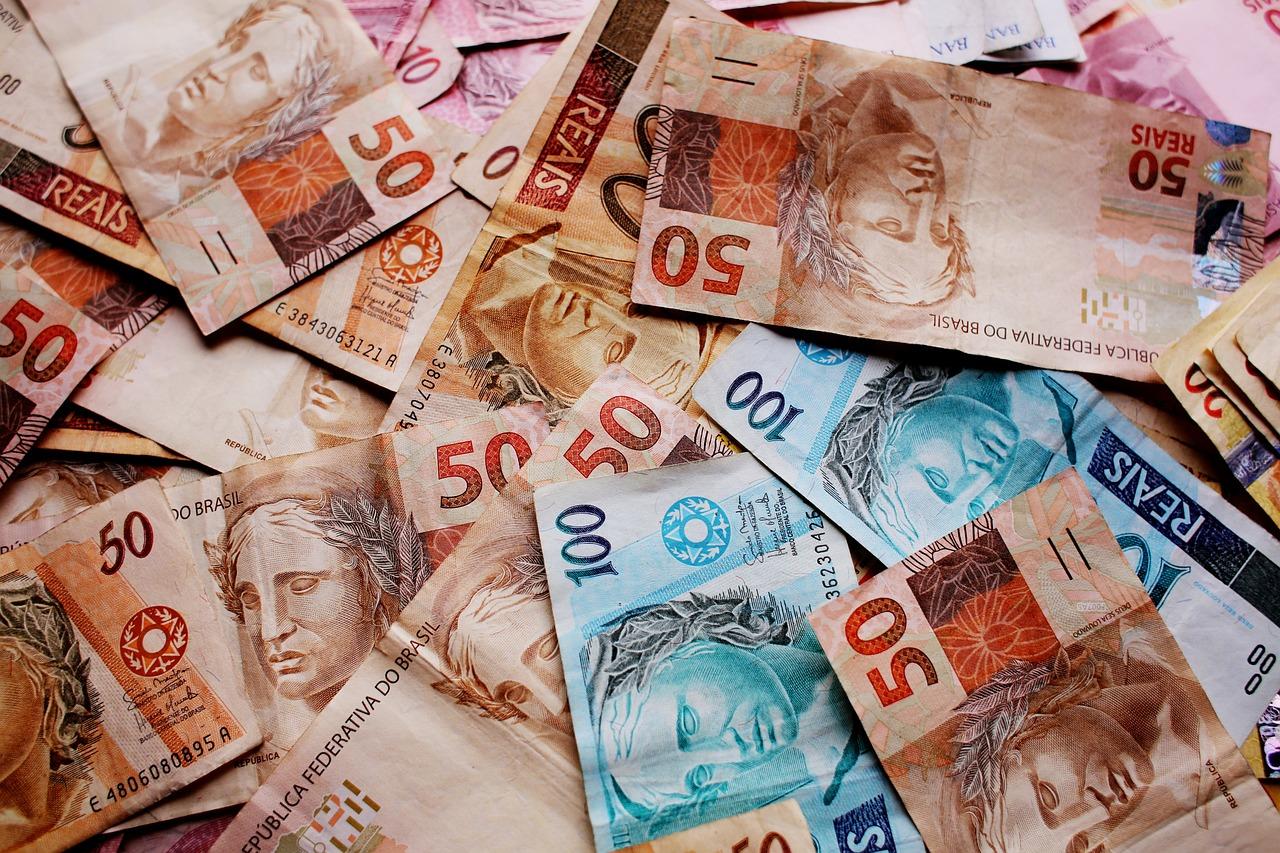 Cedulas Dinheiro Real Foto Gratuita No Pixabay