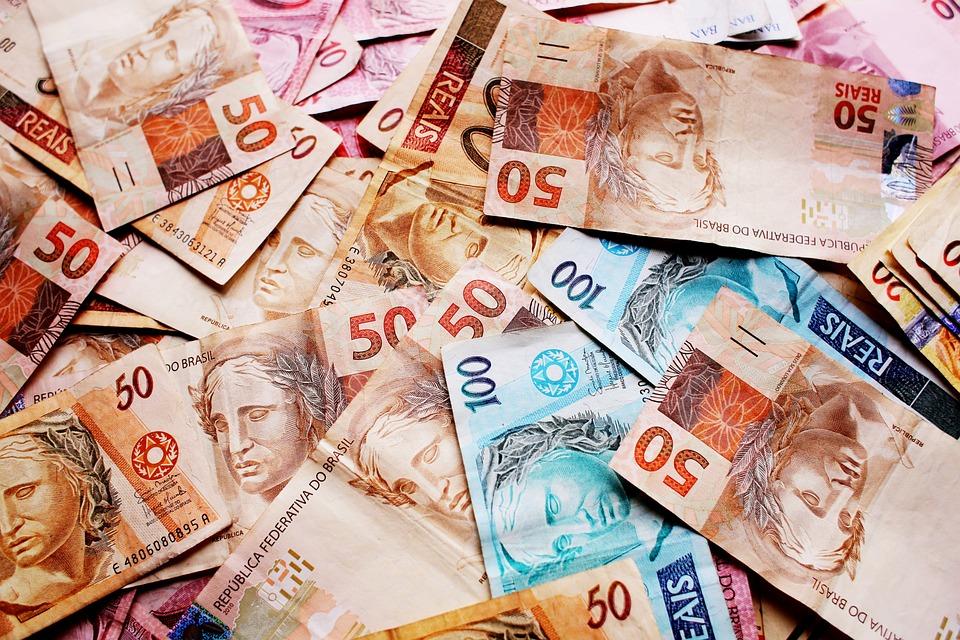 投票用紙, お金, リアル, メモ, ブラジルの通貨, ブラジル, 50 ドル, 通貨, 収入, 給与