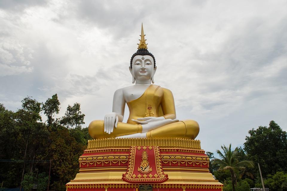 kostenloses foto buddha statue seele religion. Black Bedroom Furniture Sets. Home Design Ideas