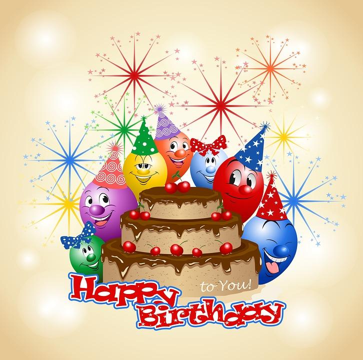 Geburtstag Urlaub Kugel Kostenloses Bild Auf Pixabay