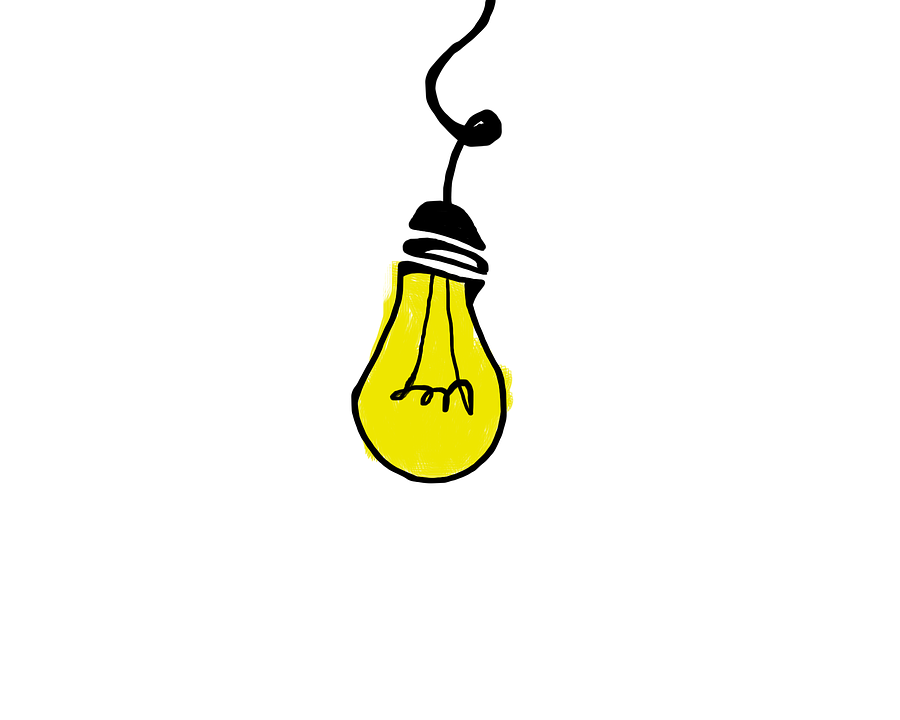 Idea Drawing Light Free Image On Pixabay