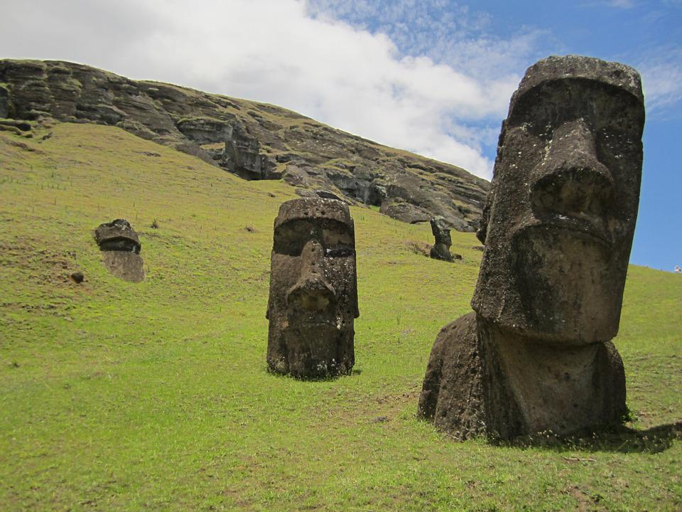 Easter Island is a territory of what country?