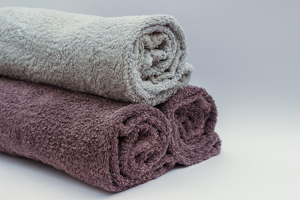 Asciugamani da bagno · foto gratis su pixabay