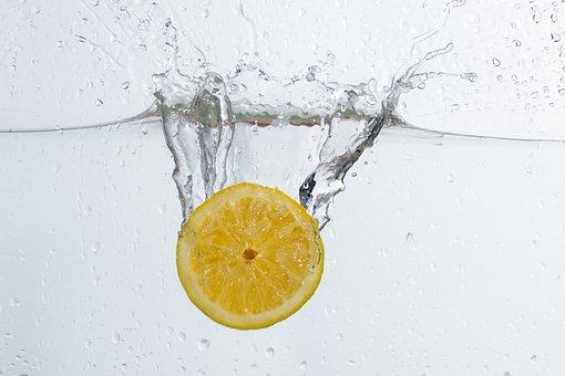 Cytryna, Lemoniada, Owoce, Żółty
