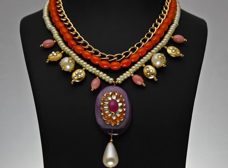 Indischer schmuck  Kostenloses Foto: Indischer Schmuck, Mode - Kostenloses Bild auf ...