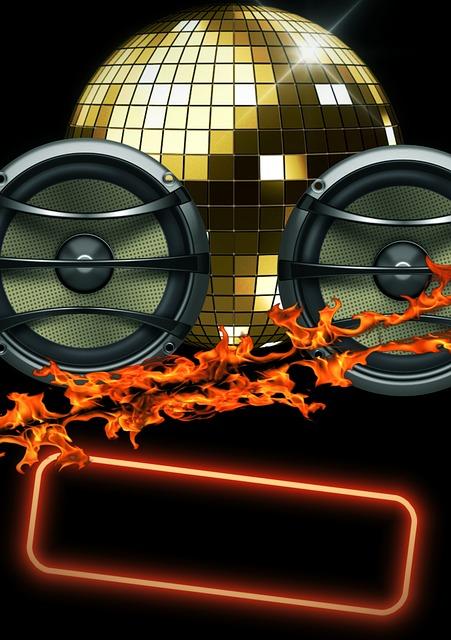 ilustra u00e7 u00e3o gratis  flyers  clube  festa  dj  evento - imagem gratis no pixabay
