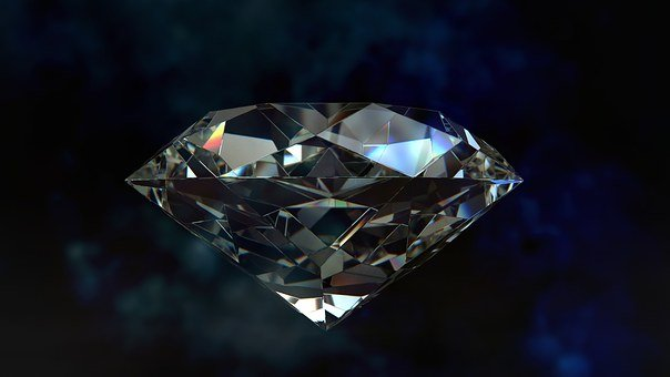 Diamond, Precious Stone, Jewelry