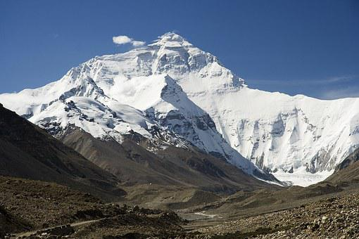 Everest, Nepal, Himalayas, Everest