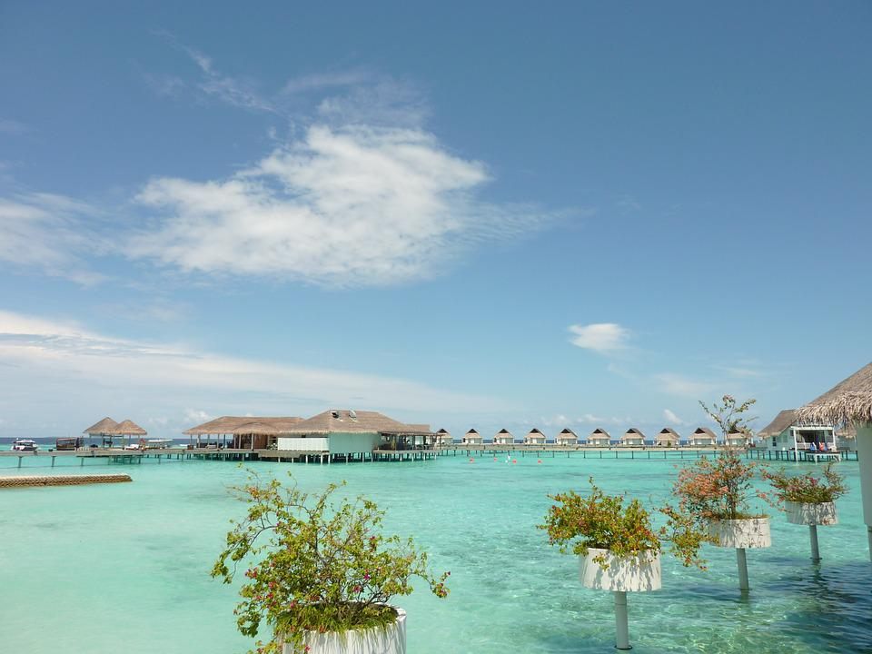Maldives Travel Resort Free Photo On Pixabay
