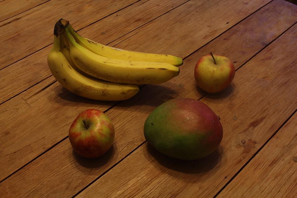 kostenloses foto obst gesund tisch banane lecker kostenloses bild auf pixabay 1199905. Black Bedroom Furniture Sets. Home Design Ideas