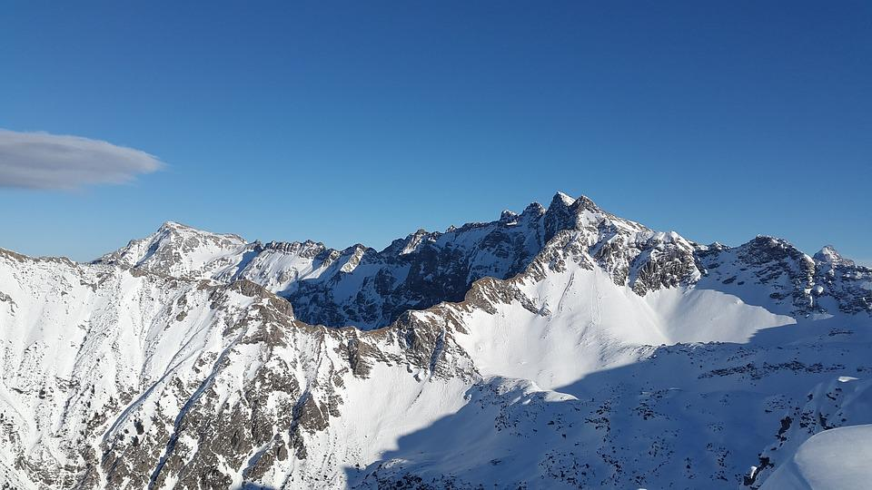 Klettersteig Nebelhorn : Wanderung zum nebelhorn von oberstdorf aufs wandern