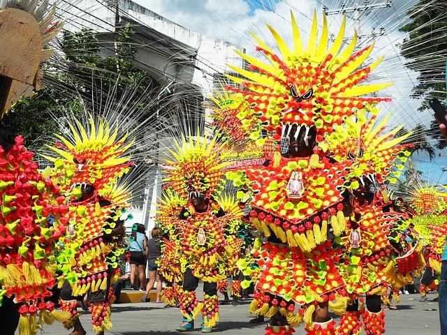 Mardigras Festival Philippines 183 Free Photo On Pixabay
