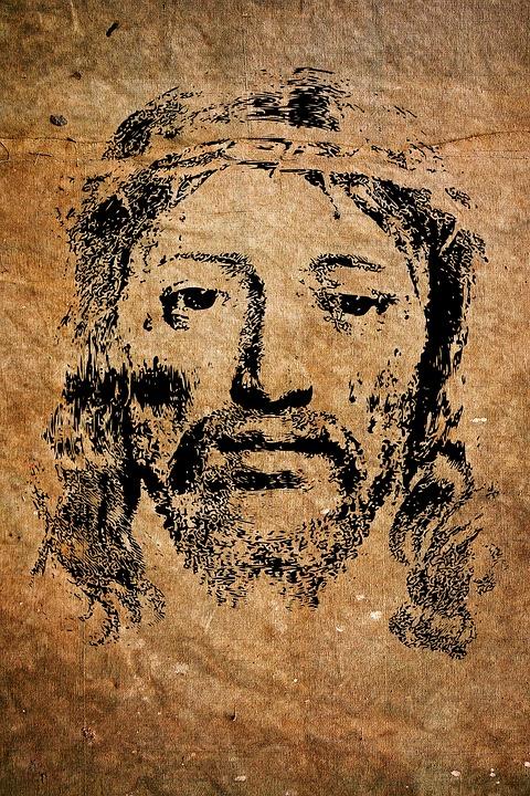 Ο Ιησούς, Πορτραίτο, Σκεφτείτε, Ο Χριστιανισμός