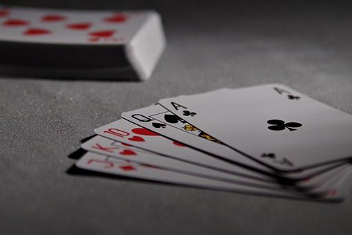 Playing Cards, Poker, Bridge, Game, Ace
