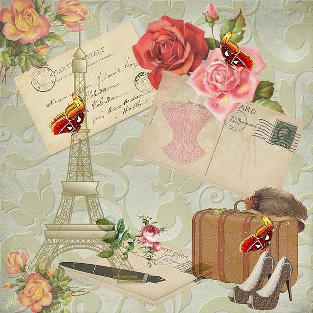 free illustration  vintage  victorian  paper - free image on pixabay