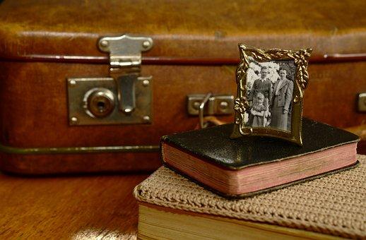 画像のフレーム, 過去, メモリ, ノスタルジア, 昔, 古い, 以前, 着用