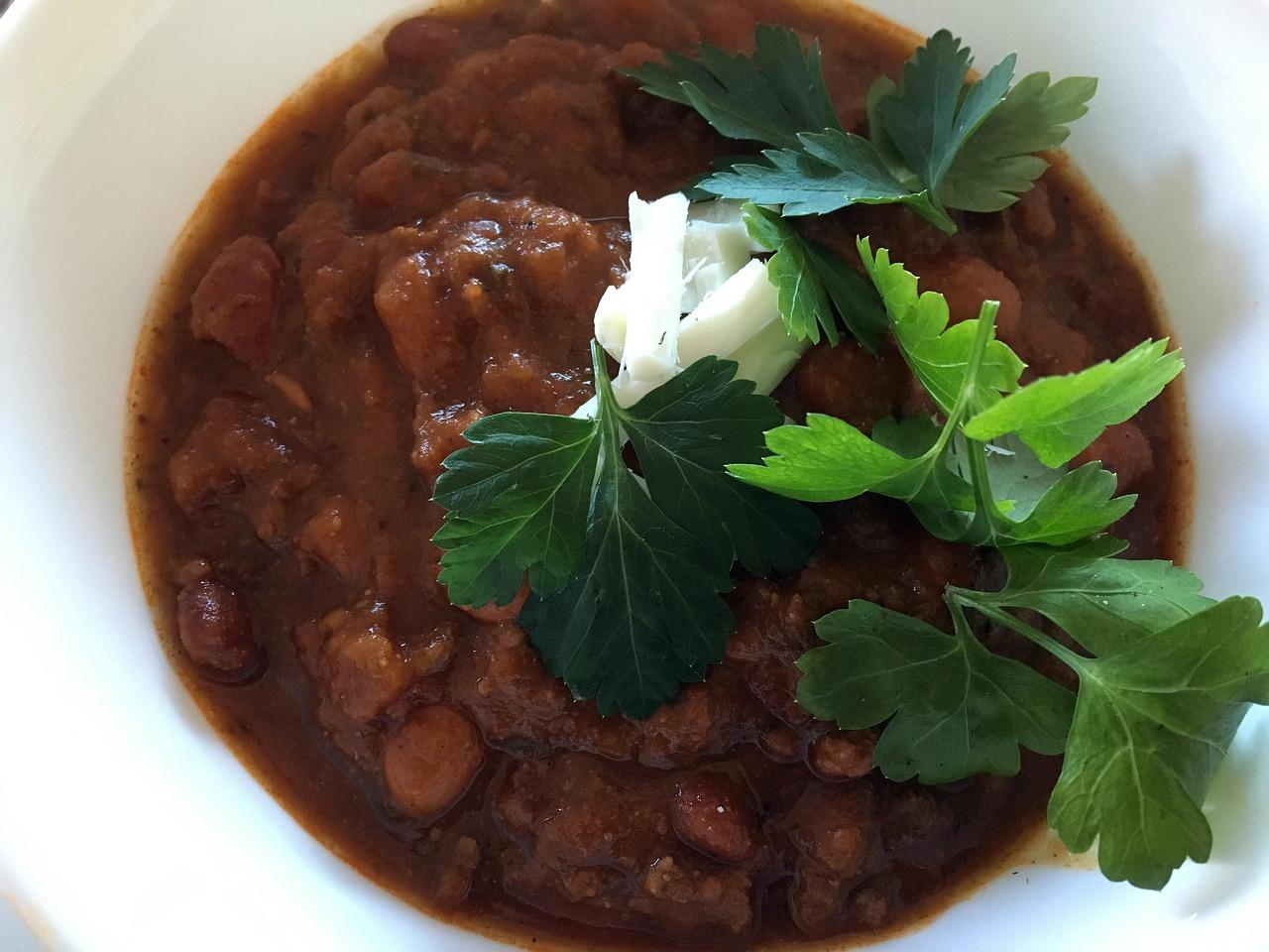 Triple Bean Chili Recipe for ADD