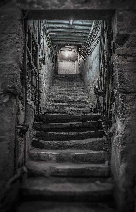 old house stairs cellar basement scary & Old House Stairs · Free photo on Pixabay