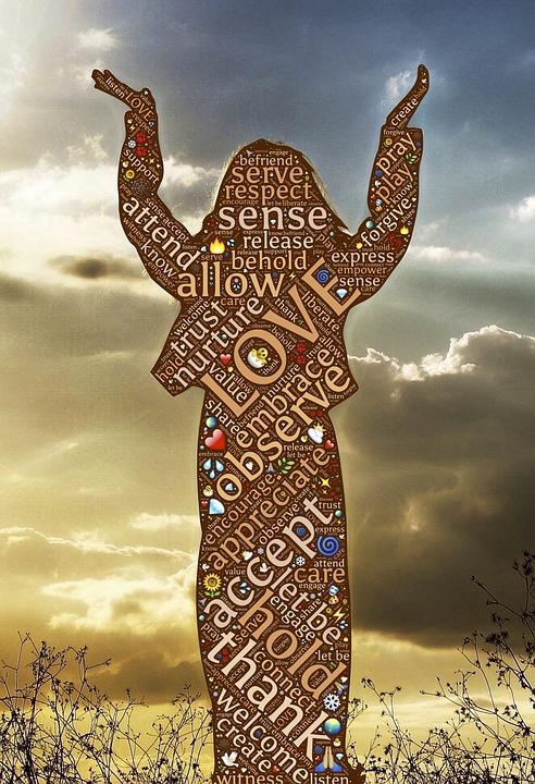 Gratitude, La Prière, L'Amour, Merci, Spirituel, Culte