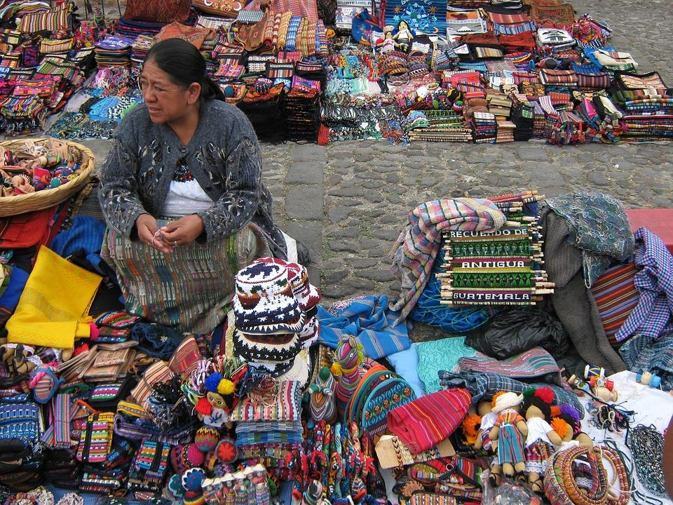 Gwatemala, Kobiet, Praca, Pozyskanie