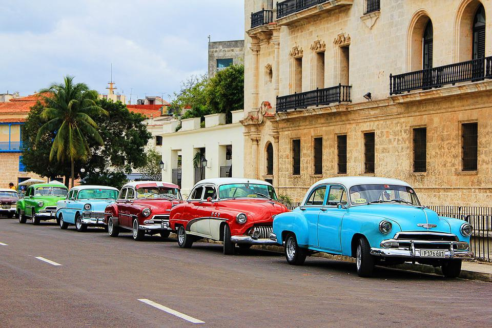 Cuba Havana Oldtimer Free photo on Pixabay