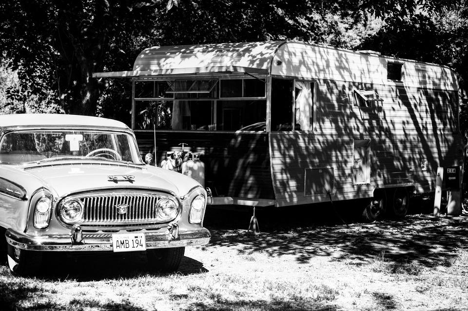 Trailer Old Car Vintage · Free photo on Pixabay