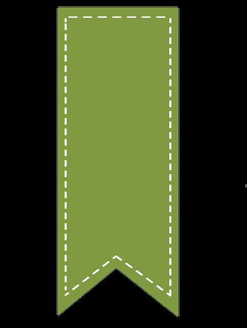 Free Illustration Ribbon Bookmark Education School