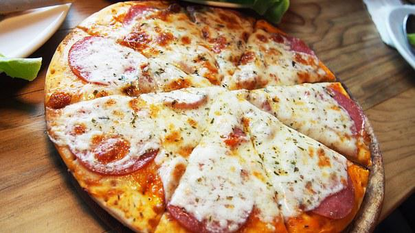 Pizza, Food, Italian, Cheese