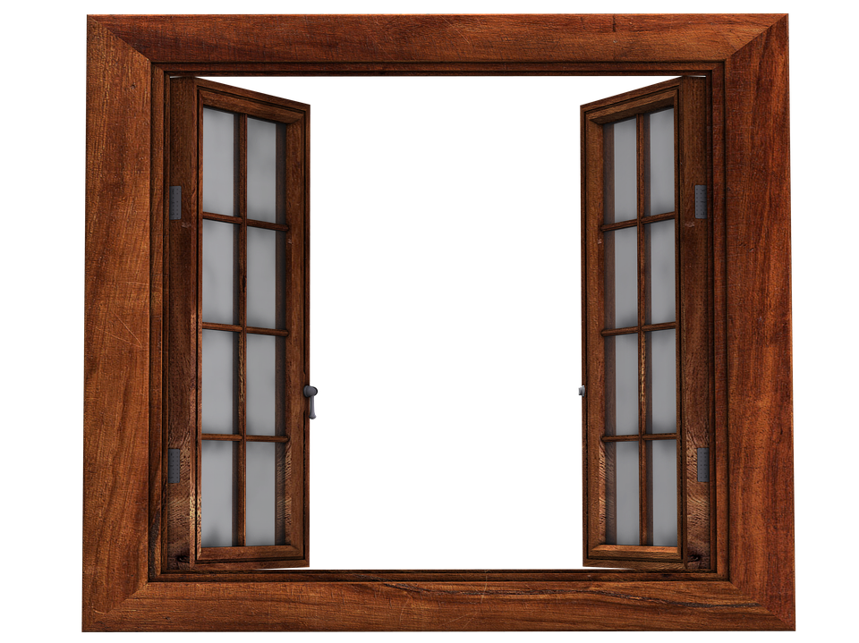 Window wooden windows open glass free image on pixabay for Window design wooden