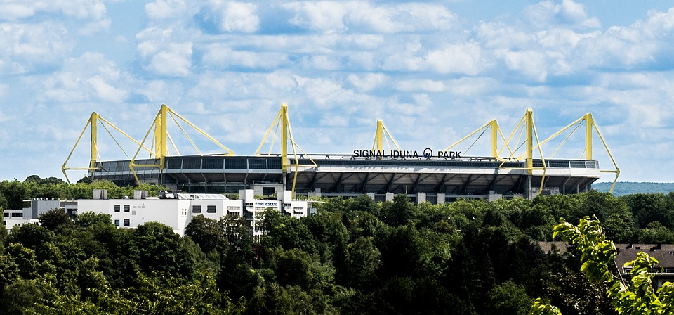 Stadion, Voetbal, Dortmund