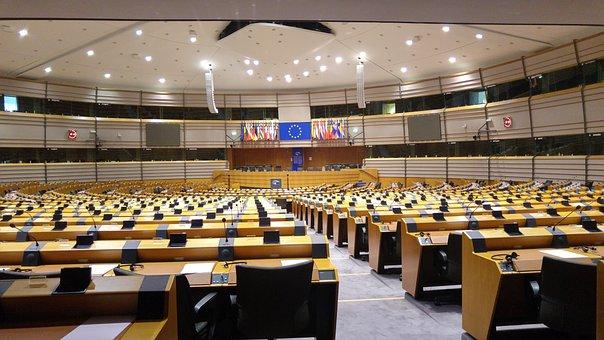 Des Europäischen Parlaments, Europa