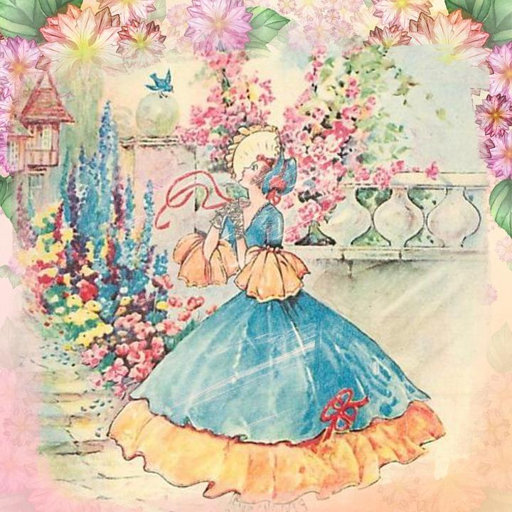 Vintage Collage Drawing 183 Free Image On Pixabay