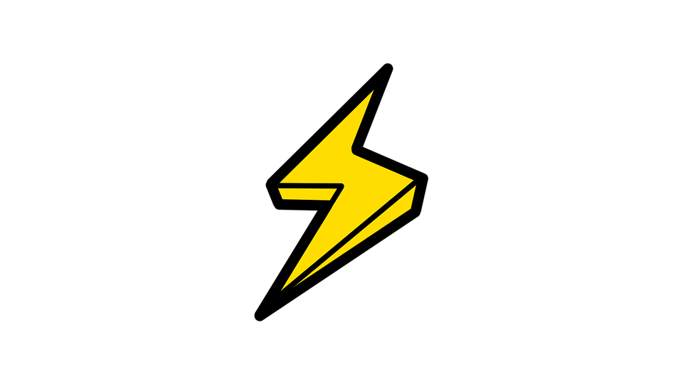 lightning bolt free image on pixabay rh pixabay com lightning bolt graphics free lightning bolt graphics free
