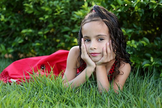 Free Photo Girl Looking, Girl In The Garden - Free Image -6157