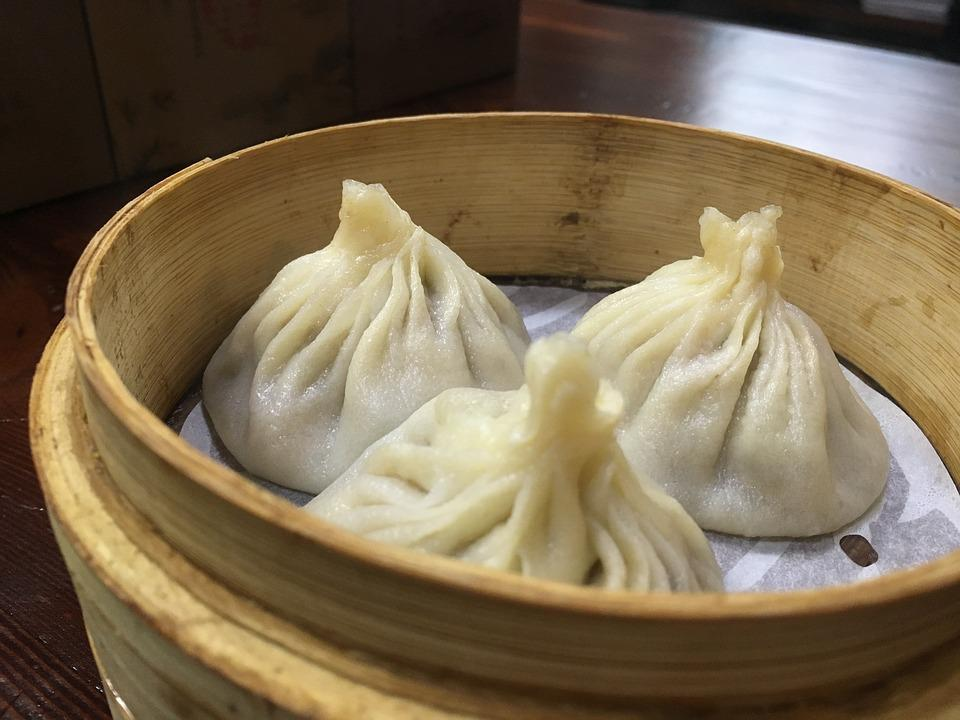 Pangsit Makanan Cina Camilan Foto Gratis Di Pixabay