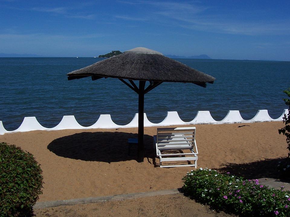 Lac Malawi, Malawi, Salima, Afrique, L'Eau, Plage, Lac