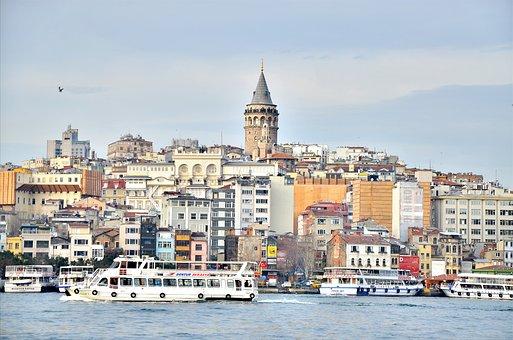Galata, Istanbul, Turkey, Toren