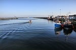 amble, northumberland, harbour