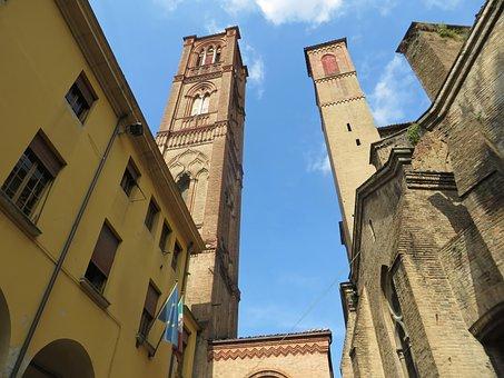Italia Bologna Tours Torre Degli Asinelli