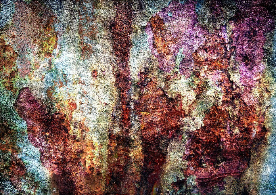 Amazing Free Colorful Grunge Textures Download: Rust Abstract Colorful · Free Photo On Pixabay