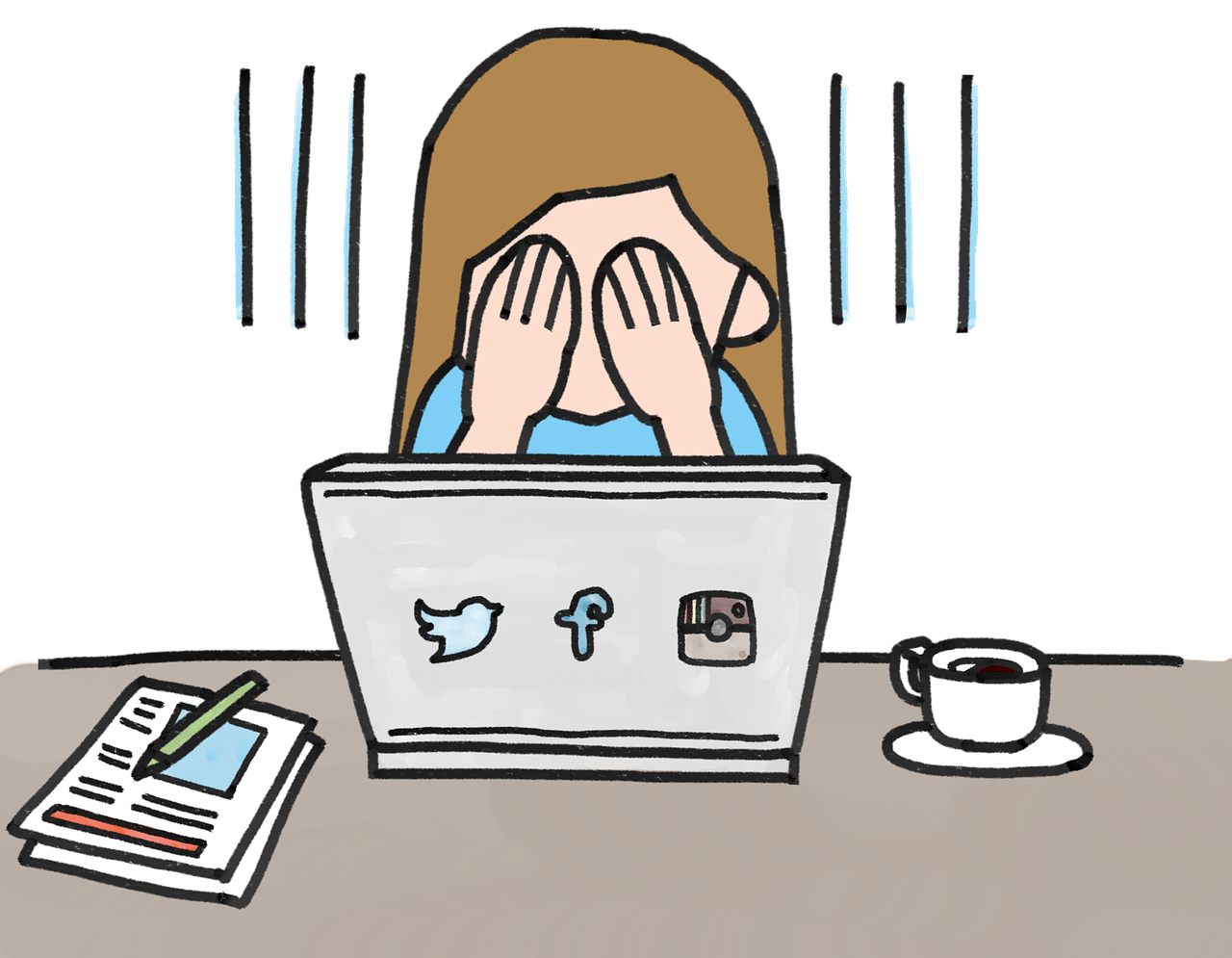 Social mail drop
