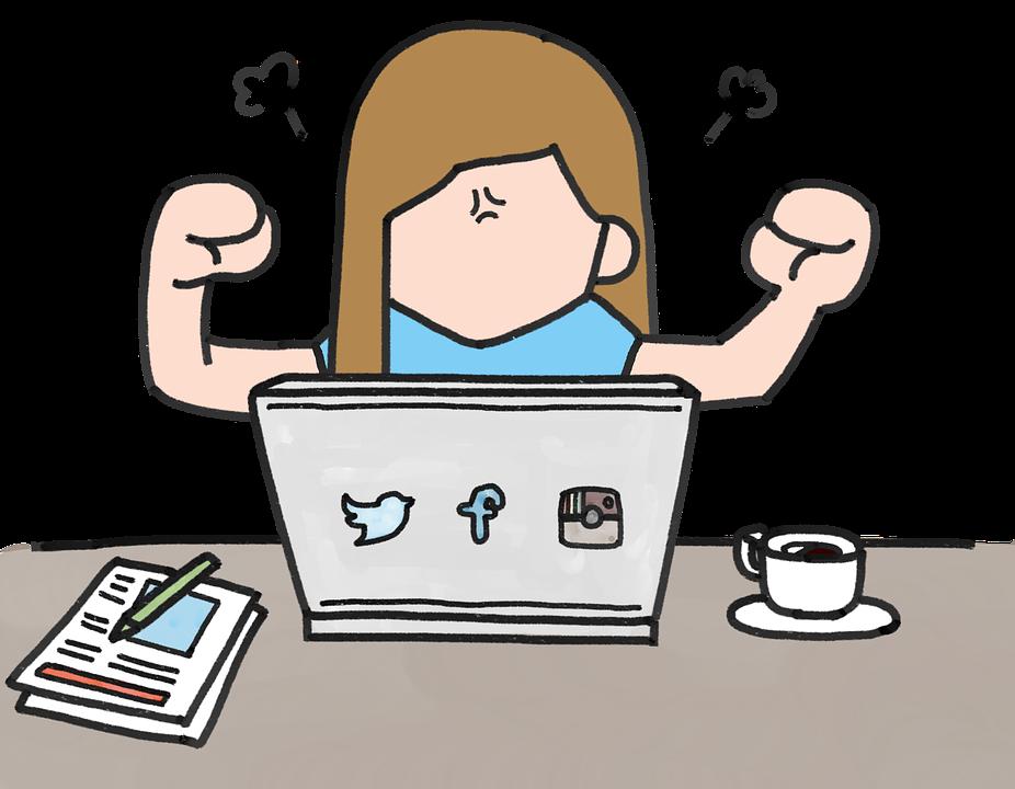 Społeczny, Sieci Społecznościowe