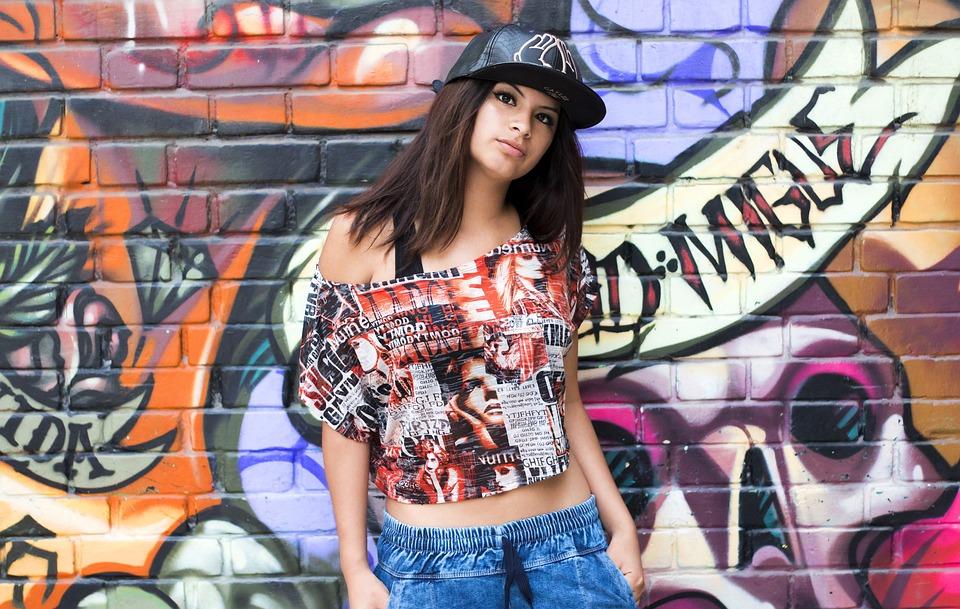 Models, Jennifer, Mendoza, Beauty, Latin, Urban